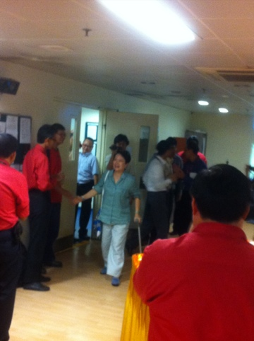 EX-CEO SMRT Farewell Party (3/6)