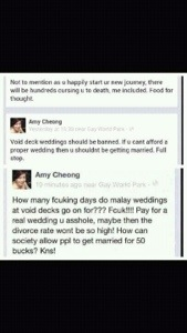 Amy Cheong: A storm in a teacup? (2/6)