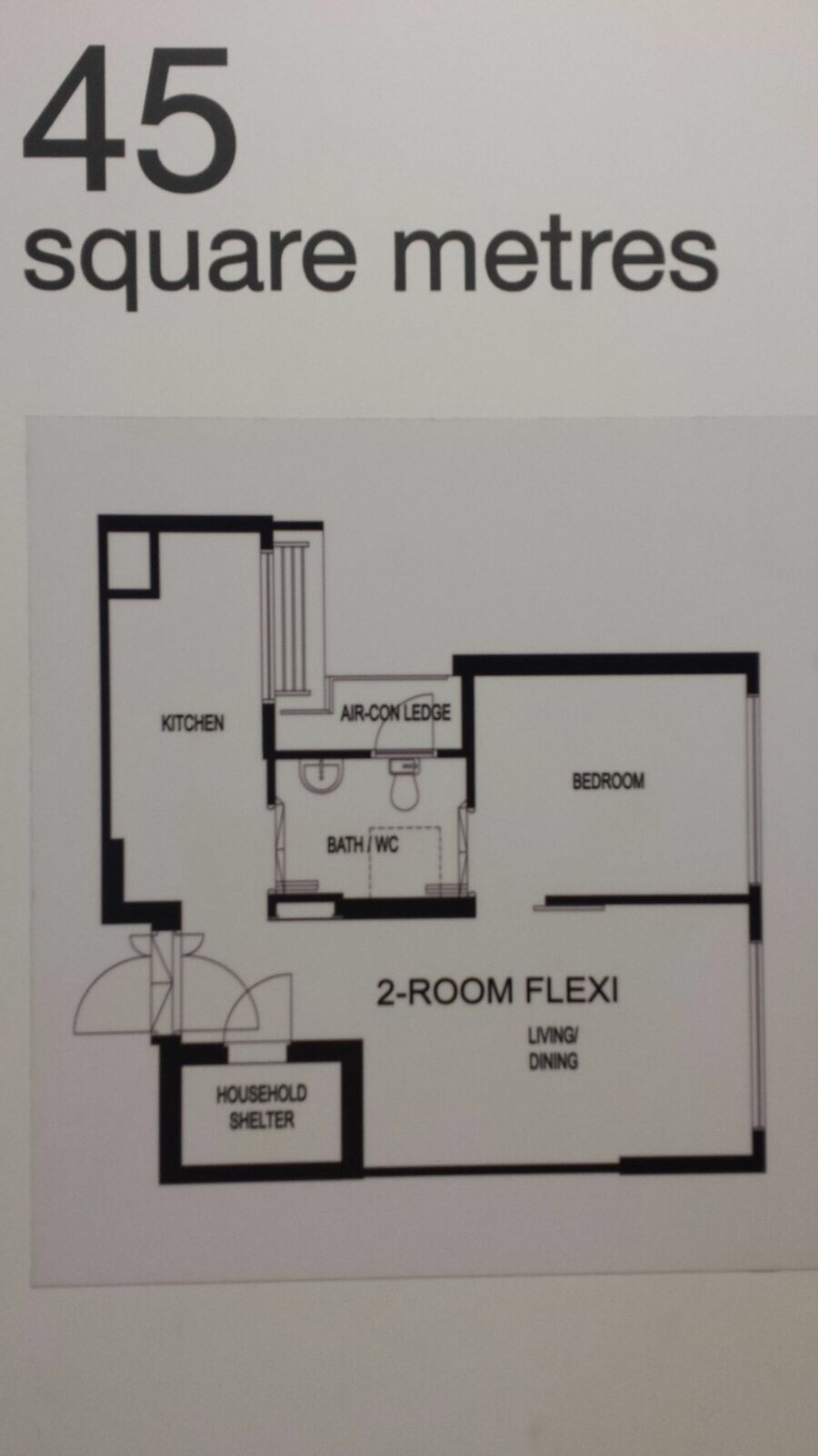 435ddf8ac71f Merits of HDB 2 room flexi scheme